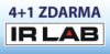 Kamery IRLAB 4+1 ZDARMA