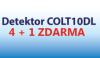 Detektor COLT10DL 4+1 ZDARMA