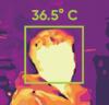 Termovizní měření teploty