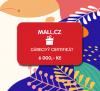 Dárek až 6 000 Kč na nákup v Mall.cz