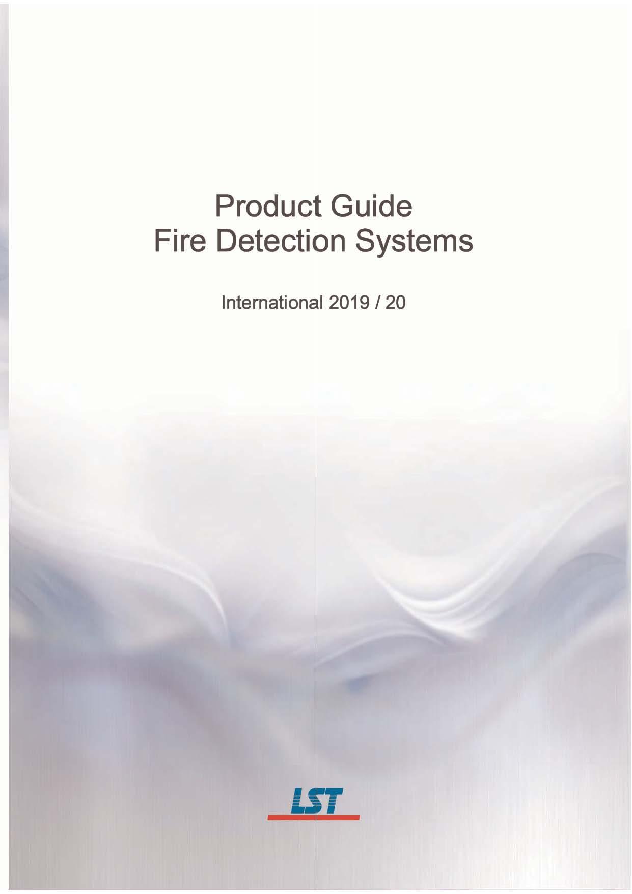 Kompletní katalog produktů LST