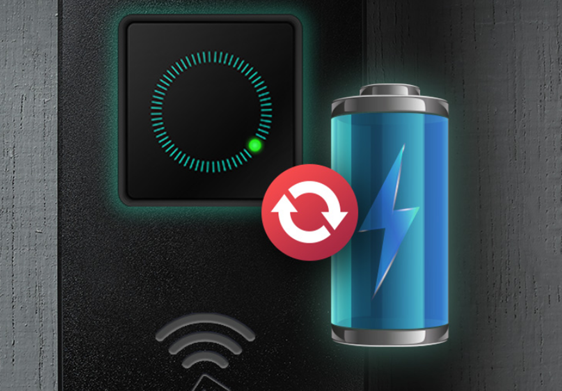 Airfob patch - nabíjení bez baterie
