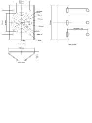 130183 adaptér na sloup