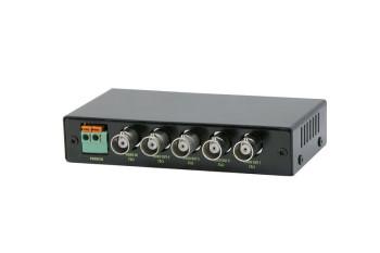 RVA-104 EBG Aktivní rozbočovač videosignálu
