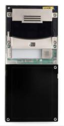 9155101C IP Verso stříbrná jednotka s kamerou