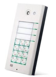 2N 9137131KU IP Vario 3x1 tlačítko+klávesnice