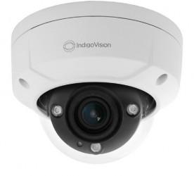 BX420 4MP Environmental Vandal Resistant Minidome Camera, Built-in IR, Standard