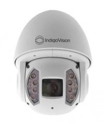 BX520 HD IR PTZ External Pendant, IR200 Illuminator, 30x EIS Lens, High PoE
