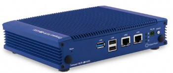 Compact NVR-AS 4000 1TB Linux Slimline (up to 40 Mbps)