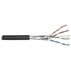 Kabel FTP Cat5e, venkovní - drát
