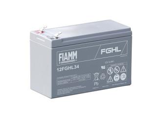 Fiamm 12 FGHL 34 (12V/9,0Ah - Faston 250)