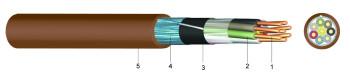 JXFE-V 3x2x0,8 FE180/P30-90-R /h/-/ B2cas1d0