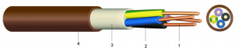1-CXKH-V-O 2x1,5 FE180/P60-R /h/-/ B2cas1d0