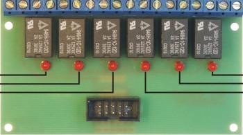 GSM VT-02 6 releové výst.