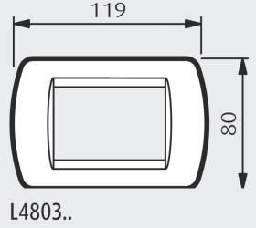 RP L4803BA