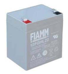 Fiamm 12 FGHL 22 (12V/5Ah - Faston 250)
