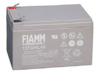 Fiamm 12 FGHL 48 (12V/12Ah - Faston 250)