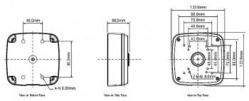 130084 Propojovací box BX620