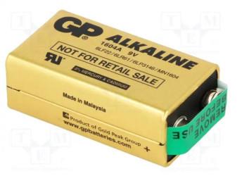 BAT-Baterie 9V Alkalická